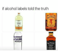 Crying, Latinos, and Memes: if alcohol labels told the truth  CRYING  LONE  ONNANON WRSAY  NEWBFF  BATHROOM  TEXT YOURA  Jennessee  WHISKEY Lmaoo 😂😂😂😂😂😂 🔥 Follow Us 👉 @latinoswithattitude 🔥 latinosbelike latinasbelike latinoproblems mexicansbelike mexican mexicanproblems hispanicsbelike hispanic hispanicproblems latina latinas latino latinos hispanicsbelike