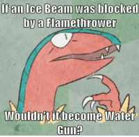 Yeah ... that's right 🤔 Sent in by @alolan_primarina who is now a FunnyPokemonAmbassador ! Thanks! ___________ Want to become an official FunnyPokemonAmbassador too? Then DM us your best and funniest pokemon memes to feature 😀 ___________ Pokemon Pokémon Nintendo GameFreak PokemonSunandMoon PokemonXY TeamValor TeamMystic TeamInstinct Funny FunnyMemes PokemonGo PokemonGoMemes PokemonMemes Pokemon20 Memes mit ポケットモンスター PokemonMaster PokemonTrainer PokemonFan Gaming GottaCatchemAll GamerLife fire water ice pokemonlogic: If an Ice Beam was blocked  by a Flamethrower  Wlouldn't it become Water  Gunp Yeah ... that's right 🤔 Sent in by @alolan_primarina who is now a FunnyPokemonAmbassador ! Thanks! ___________ Want to become an official FunnyPokemonAmbassador too? Then DM us your best and funniest pokemon memes to feature 😀 ___________ Pokemon Pokémon Nintendo GameFreak PokemonSunandMoon PokemonXY TeamValor TeamMystic TeamInstinct Funny FunnyMemes PokemonGo PokemonGoMemes PokemonMemes Pokemon20 Memes mit ポケットモンスター PokemonMaster PokemonTrainer PokemonFan Gaming GottaCatchemAll GamerLife fire water ice pokemonlogic