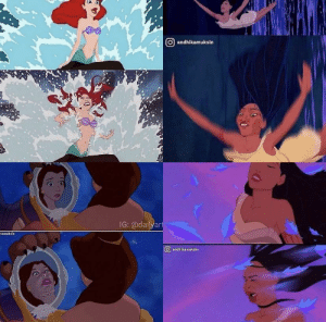 If Disney was realistic: If Disney was realistic