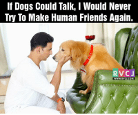 if dogs could talk
