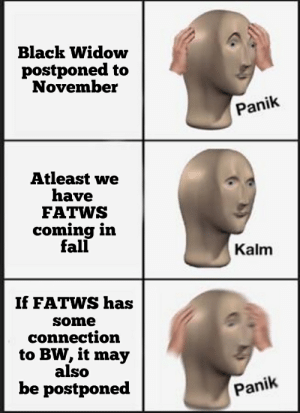 If FATWS gets postponed, we would not have any New content till November: If FATWS gets postponed, we would not have any New content till November