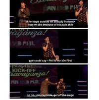 Fire, Memes, and Sherlock: if he steps out  actually instantly  sets on fire because of his pale skin  UND PHIL  you could say Phills Not on Fire!  playlist  KICK OFF  FIN AND FHIL  no no-unacceptablerget off the-stage Phil kept making fun if Dan at playlist for his rebranding and I was living for it . • . . • . . • . . phan phandom danisnotonfire amazingphil phanart rfr sherlock danandphil danhowell f4f brendonurie phillester mcr tøp l4l destiel joshdun doctorwho fob tylerjoseph phanproof pinof memes