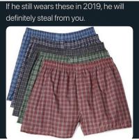 Niggas who never had a pencil or paper wear these: If he still wears these in 2019, he will  definitely steal from you Niggas who never had a pencil or paper wear these