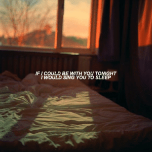 Tumblr, Blog, and Lyricist: IF I COULD BE WITH YOU TONIGHT  I WOULD SING YOU TO SLEEP surrealist-lyricist:The Light Behind Your Eyes - My Chemical Romance