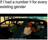 Spooki: If I had a number 9 for every  existing gender  spooky wave  I'll have two number 9s