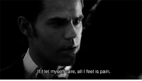 Http, Net, and All: If I let myselfcare, all I feel is pair. http://iglovequotes.net/