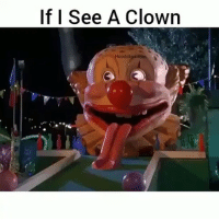 If I See A Clown  odc Is this what you would do if you seen a clown? 😂😂😱------------------ ➡️Follow @Banterlifestylez for more videos ➡️Turn you're post notifications on! clown clowns