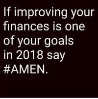 Child Support, Goals, and Memes: If improving your  finances is one  of your goals  in 2018 say  ad If you are looking to repair your credit in 90 days please follow 👉👉@MyHouseGram They can remove the following: * Collections * Judgements * Child Support * Foreclosures * Bankruptcies * Charge Off's * Alimony * Car Repo's * Student Loans * Inquires * Medical Bills * Lates * And Much More. Please call 866-721-1867 or email info@Myhousegram.com @MyHouseGram