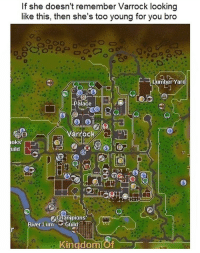 guild: If she doesn't remember Varrock looking  like this, then she's too young for you bro  mber Yar  alace  arrock  GSO  oks  uild  mpions  River Lum Guild  Kinadom Of