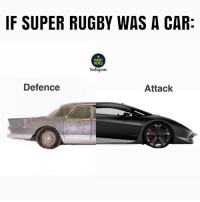 Instagram, Memes, and Rugby: IF SUPER RUGBY WAS A CAR  RUGBY  MEMES  Instagram  Defence  Attack Accurate 😂😂 rugby superrugby banter
