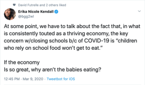If the economy is so great, why aren't the babies eating? by ButteryKnob MORE MEMES: If the economy is so great, why aren't the babies eating? by ButteryKnob MORE MEMES