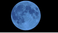 If there are two full moons in the same month, the second one is called blue moon.: If there are two full moons in the same month, the second one is called blue moon.