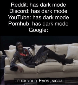 If there is a way to get google dark mode please tell me: If there is a way to get google dark mode please tell me