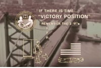 "victory: IF THERE IS TIME  ""VICTORY POSITION""  95  REMEMBER THE 3 ""F""S"