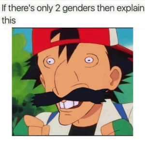 https://t.co/XzFdICCroJ: If there's only 2 genders then explain  this https://t.co/XzFdICCroJ