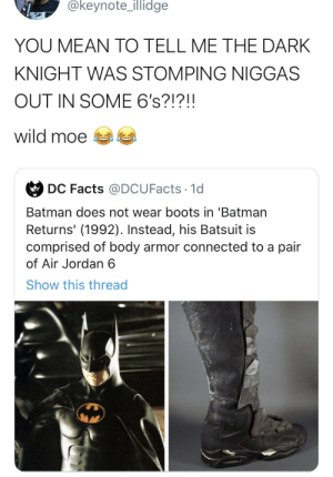 If They Got Him Some Black Airforce Ones the Movie Would've Been REAL Different (via /r/BlackPeopleTwitter): If They Got Him Some Black Airforce Ones the Movie Would've Been REAL Different (via /r/BlackPeopleTwitter)
