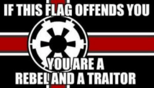 15 Best Star Wars Memes – Upvotify: IF THIS FLAG OFFENDS YOU  YOUARE A  REBELAND A TRAITOR 15 Best Star Wars Memes – Upvotify