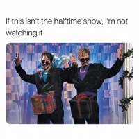 Funny, Girl Memes, and They: If this isn't the halftime show, I'm not  watching it Give the people what they want @justintimberlake