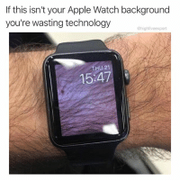 @stupidresumes makes good use of technology. He's on the 593rd level of Candy Crush. It's time to follow one of my absolute faves @stupidresumes today!: If this isn't your Apple Watch background  you're wasting technology  @highfiveexpert  THU 21  5:47 @stupidresumes makes good use of technology. He's on the 593rd level of Candy Crush. It's time to follow one of my absolute faves @stupidresumes today!