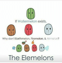 I posted this AGES ago back when my account was really new clean memes cleanmemes funny funnymemes humour cleanhumour funnyhumour cleanbreadmemes bread yahhh ugh yay lol cool omg dope dank hashtag: If Watermelon exists,  Why don't Earthmelon, Firemelon, & Airmelon  The Elemelons I posted this AGES ago back when my account was really new clean memes cleanmemes funny funnymemes humour cleanhumour funnyhumour cleanbreadmemes bread yahhh ugh yay lol cool omg dope dank hashtag