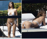 Doctor, Emily Ratajkowski, and Memes: If ya got the Monday blues, Emily Ratajkowski in white, a super tiny white bikini, is exactly what the doctor ordered. tmz emilyratajkowski australia bikini 📷MEGA