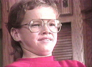 If you're having a bad day, here's a pic of Matt Damon at age 12.: If you're having a bad day, here's a pic of Matt Damon at age 12.