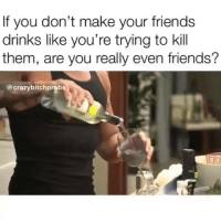 Friends Drinks