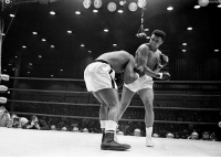 "Ali, Memes, and Muhammad Ali: ""If you even dream of beating me you'd better wake up and apologize."" On This Day in History: Cassius Clay, who later became Muhammad Ali, won the world heavyweight title fight against champion Sonny Liston in Miami Beach, Florida."