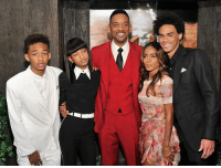 If you ever feel ignored, just remember Will Smith has a 22 year old son named Trey Smith: If you ever feel ignored, just remember Will Smith has a 22 year old son named Trey Smith