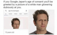 age of consent japan