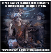 Engineering, Humanity, and Im 14 & This Is Deep: IF YOU HAVEN'T REALIZED THAT HUMANITY  IS BEING SOCIALLY ENGINEERED BY NOW  OFELIN  THEFREETHOUGHTPROJECT.COM | @JASONBASSLERİ  THEN YOU MAY HAVE ALREADY BEEN SOCIALLY ENGINEERED