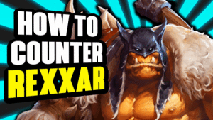 If you like big dudes with bear sidekicks, you probably already play Rexxar in #HeroesoftheStorm.  A more pressing issue for many, however, comes down to countering the bruiser.  Trusty guide master @KyleFergusson is back again to show us the way. 👀  📺https://t.co/9HLhFVNcEh https://t.co/zIWGk0tW4G: If you like big dudes with bear sidekicks, you probably already play Rexxar in #HeroesoftheStorm.  A more pressing issue for many, however, comes down to countering the bruiser.  Trusty guide master @KyleFergusson is back again to show us the way. 👀  📺https://t.co/9HLhFVNcEh https://t.co/zIWGk0tW4G