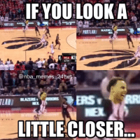 Kyle Lowry's shot last night was crazy, although they still lost in OT. #nbamemes #nba_memes_24: IF YOU LOOK  MIA  4TH  Conba memes 24twt  LITTLE CLOSER Kyle Lowry's shot last night was crazy, although they still lost in OT. #nbamemes #nba_memes_24