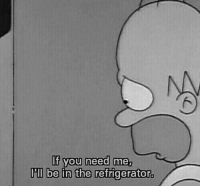 Meh, Refrigerator, and You: If you need meh  ll be in the refrigeratOr
