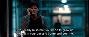 https://iglovequotes.net/: If you really miss me, you need to grow up  and get in your car and come and see me. https://iglovequotes.net/
