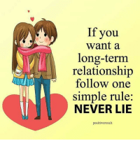 Tag friends Check out all of my prior posts⤵🔝 Positiveresult positive positivequotes positivity life motivation motivational love lovequotes relationship lover hug heart quotes positivequote positivevibes kiss king soulmate girl boy friendship dream adore inspire inspiration: If you  Want a  long-term  relationship  follow one  simple rule  NEVER LIE  positiveresult Tag friends Check out all of my prior posts⤵🔝 Positiveresult positive positivequotes positivity life motivation motivational love lovequotes relationship lover hug heart quotes positivequote positivevibes kiss king soulmate girl boy friendship dream adore inspire inspiration