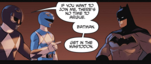 Arguing, Batman, and join.me: IF YOU WANT TO  JOIN ME, THERE'S  NO TIME TO  ARGUE.  BATMAN  GET IN THE  MASTODON Never tell Batman what to do