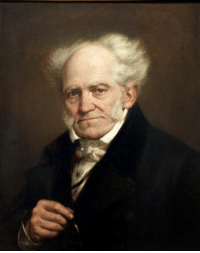 If you want to know what Schopenhauer was like, just imagine Ebenezer Scrooge, but instead of hating Christmas, he hates Hegel.: If you want to know what Schopenhauer was like, just imagine Ebenezer Scrooge, but instead of hating Christmas, he hates Hegel.