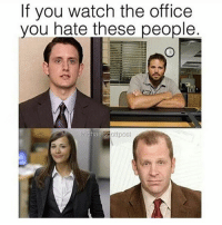 link in bio ❤️: If you watch the office  you hate these people  Michae scottpost link in bio ❤️