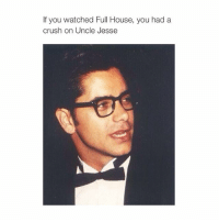 did you????: If you watched Full House, you had a  crush on Uncle Jesse did you????