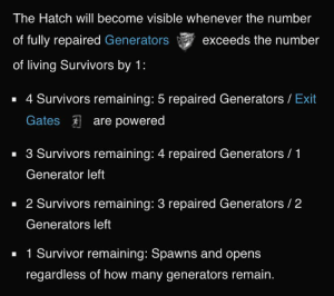 If you were wondering EXACTLY when the hatch spawns...: If you were wondering EXACTLY when the hatch spawns...