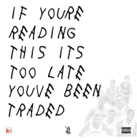 Sports, Sixers, and If Youre Reading This: IF YOUR  RAADING  THIS ITS  Too LATA  TRADAD  SIXER  ADVISORY If you're reading this it's too late... you've been traded. NBATradeDeadline