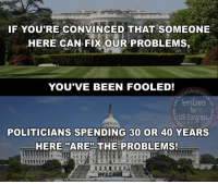 "Memes, Blue, and Ensure: IF YOU'RE CONVINCED THAT SOMEONE  HERE CAN FIX OUR PROBLEMS.  YOU'VE BEEN FOOLED!  Term Limits  US Congress  POLITICIANS SPENDING 30 OR 40 YEARS  HERE ARE THE PROBLEMS! Sign our petition here! We CAN impose term limits without Congress' approval! 🎯🎯http://termlimitsforuscongress.com/e-petition.html 🎯🎯  Due to the power of the polarized parties and the mountains of campaign money from lobbyists, we have career politicians spending 30 or 40 years in Congress.  THESE are the senior/most powerful members who decide how the entire parties will vote and THESE are the members who have sold us out to the highest bidders and devastated our economy.  And, don't be fooled even further by believing that it's a red or blue issue.  BOTH parties have been bought off by many of the same big hitters to ensure that whichever party is in control, they ALWAYS win.  It's not a party thing.  It's a corruption thing!  It's time to change the rules in DC and eliminate the ""problems!""  With the second option of Article 5, we can pass a Term Limits Amendment without Congress's approval! With this one amendment we destroy every long term relationship with lobbyists and provide a turnover rate that guarantees that they will never again control a majority in Congress! With this one amendment, we can guarantee that no person spends 30 or 40 years becoming more powerful and dictating how everyone else in his/her party must vote! Sign the petition! It only takes a minute! Let's make this happen!  If you're ready to get involved and help, take the next step! Here's a listing of the state pages! I challenge you to go to your state page and let them know you want to fill a petition (15 signatures). https://www.facebook.com/notes/term-limits-for-us-congress/state-leaders-and-state-facebook-pages/783469188341832 Learn more about this grassroots movement. FAQs about Term Limits for US Congress: https://www.facebook.com/notes/term-limits-for-us-congress/frequently-asked-questions-everything-you-could-possibly-want-to-know-about-our-/740304855991599"