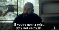 Memes, Ex Machina, and 🤖: If you're gonna exist,  why not enjoy it?  THE BEST MOVIE LINES - Ex Machina 2015