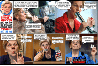 Beer, Donald Trump, and Elizabeth Warren: IF YOU'RE LIKE ME (AND I THINK you ARE)  YOu LIVE IN CONSTANT DREAD AND FEAR OF  THE THREAT CONFRONTING THE ENTIRE PLANET  WITH DONALD TRUMP IN THE WHITE HOuSE  IT KEEPS ME AWAKE  AT NIGHT WITH WORRY  WE SIMPLY MUST REMOVE  HIM FROM OFFICE...  HOLD ON A SECOND  I'M GONNA GET ME  A BONG HIT  SENATOR  ELIZABETH  WARREN  FEELS YOUR PAIN  SHE STRUGGLES  WITH LIFE UNDER  TRUMFP  JUST LIKE YOU!  HOLD ON A SECOND  I'M GONNA GRAB ANOTHER  BEER FROM THE GLOVEBOX  IN THE MEANTIME I  PROMISE TO PERSIST  AND RESIST HIS, uM...  NAZI, uM...RACIST,  AMINALIZZIC, UH…  HATEFUM GUNS!  FURMERTHORE, I  THID NUD WUST ETH  KER SHIM FOTTA DOO.  HOLD ON A SECOND,  WAYDAMINNIT...  HODONNA SLECKET  M GONNA GET ME  ANOTHER ROCK.  IMA GEMMO MuH  FUSHIN PAINT!  HERRION!  RE-ELECT  YOUR FAVORITE  PRESIDENT