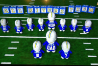 This Philip Rivers graphic and his football sized family. 😂😂😂😂😂  They should've did this with Antonio Cromartie.: IFFANY  MOM  RACE  12  I6  14  DAD  PETE  ID This Philip Rivers graphic and his football sized family. 😂😂😂😂😂  They should've did this with Antonio Cromartie.