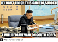 He uses iMac! http://9gag.com/gag/6947684?ref=fbp    Follow us to enjoy more funny pics and memes on http://instagram.com/9gag: IFICANTFINISHTHIS GAME SUDOKU  2 2 3)H  HI 21 CH 91H  INWILLDECLAREWAR ON SOUTH KOREA  9GAG is your best source of fun. He uses iMac! http://9gag.com/gag/6947684?ref=fbp    Follow us to enjoy more funny pics and memes on http://instagram.com/9gag