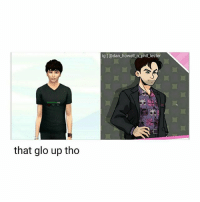 Glo Up, Memes, and Dan Howell: ig 1 @dan howell n.phil lester  that glo up tho