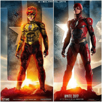 Future, Memes, and Movies: IG 2DC.MARIVEL UNITE  UNITE 2017  TITANS  SEE IT IN REAL D 3D AND  MAX 3D  DDOT ARTWORK  SEE ITN  REAL D 3D AND  MAX 3D Do you want to see KidFlash ( WallyWest) Appear in a Sequel to TheFlash Movie ? 🤔 Imagine EzraMiller's BarryAllen with a Side Kick ! One of my FanCast's would be ThomasSangster from TheMazeRunner ! 🙌🏽 Hopefully DC Introduces The JusticeLeague's SideKicks in Future DCEU Movies, like WonderGirl, AquaLad, Robin and SuperBoy…and then we could get a Spinoff TeenTitans Movie ! But Comment Below your Thoughts and what you want to see in The Flash Movie ! DCExtendedUniverse 💥 DCFilms 😍 Artist : @ddotartwork 👏🏽 Go Follow Him !