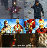 """Batman, Blade, and Clothes: IG 
